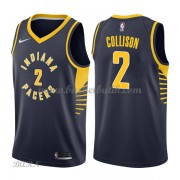 Barn NBA Tröja Indiana Pacers 2018 Darren Collison 2# Icon Edition..